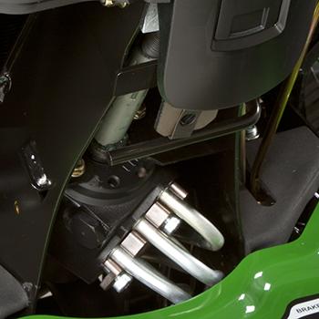 Power steering control valve