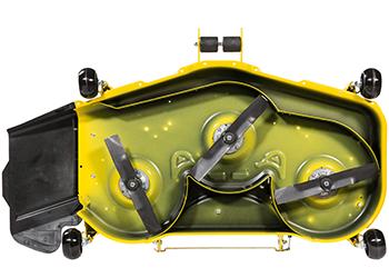 48A Mower underside
