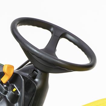 Tilt steering wheel