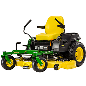 60-in. (152-cm) HC Mower Deck shown on a Z540R