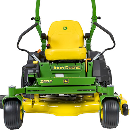 Z515E with 122-cm (48-in.) Mower Deck