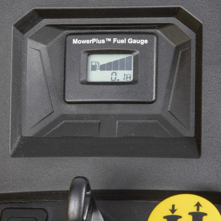 Electric fuel gauge