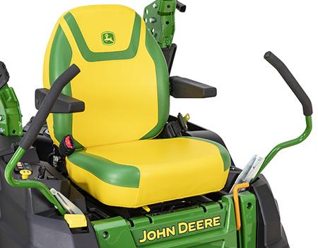 Premium seat design features of Z545R