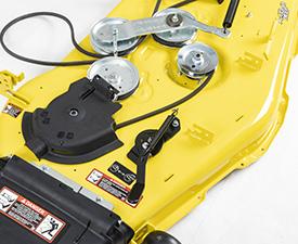 48A Mower Deck with MulchControl