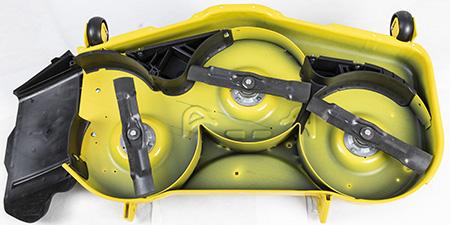 48A Mower Deck underside