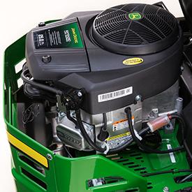 18.6 kW (25 hp) engine (Z375R)