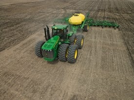 Seeding with John Deere AutoTrac with SF2 signal
