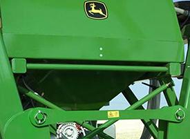 750A Drill frame
