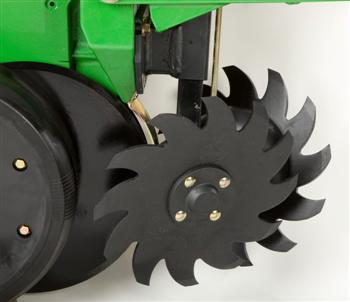 SharkTooth wheel