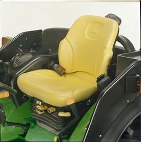 Deluxe vinyl seat