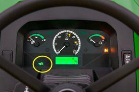 MFWD indicator light