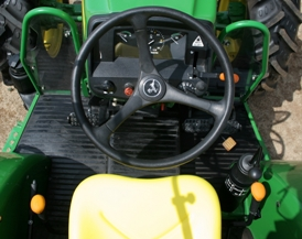 Side-shift levers