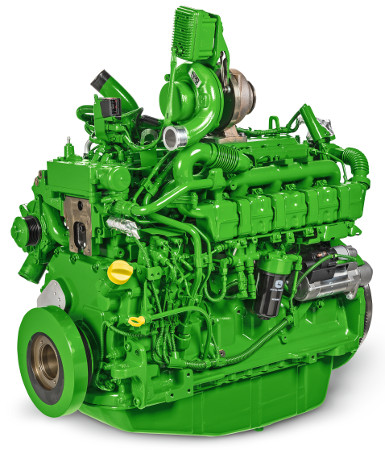6.8L (415-cu in.) PVS engine