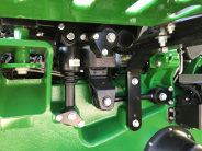 Cab suspension components