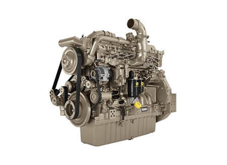 13.6L (827-cu in.) engine