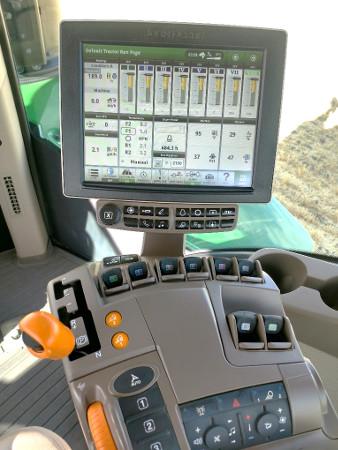 CommandARM controls and Gen 4 display