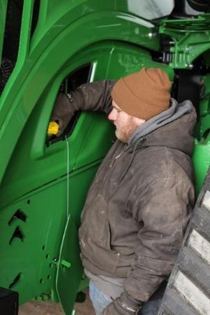 Performing daily maintenance tasks