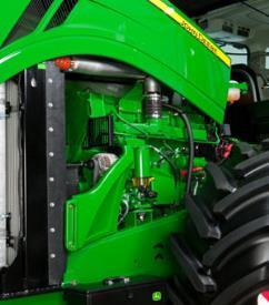 PowerTech 13.5L (824-cu in.) Tier 2/Stage II engine