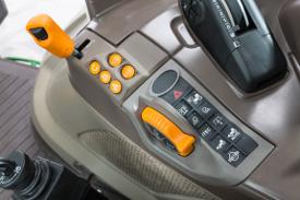 CommandQuad shift controls