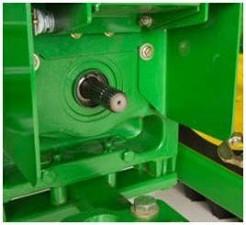 540/1000 rpm PTO