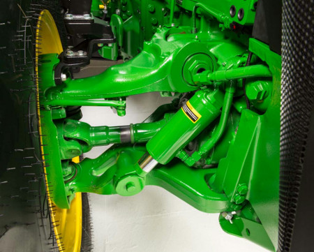 ILS suspension system