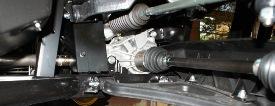 XUV560/XUV590 MFWD