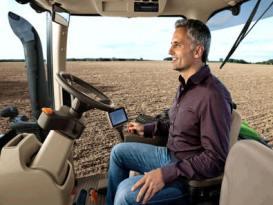 A orientação automática promove a melhor experiência para o operador