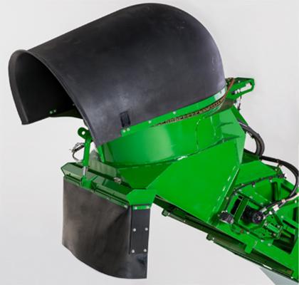 Extrator secundário de 122 cm (48 in.)