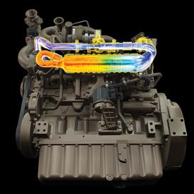 Motor de 9,0L PowerTech PSS
