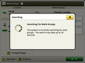 Recherche d'autres groupes de travail
