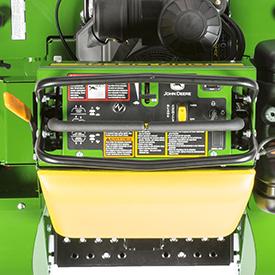 Pupitre de commande (modèle652E illustré)