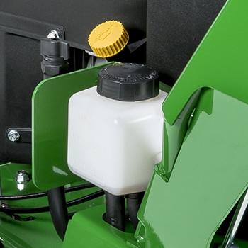 Réservoir d'huile de transmission, modèle W36M illustré