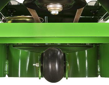 Roue arrière de tondeuse (W48R, W52R, W61R uniquement)