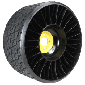 Pneu X Tweel Turf de Michelin