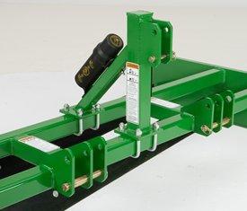 Les aplanisseurs de la sérieLP11 sont compatibles avec l'attelage iMatch™