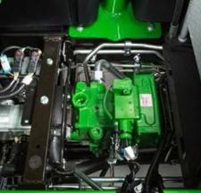 Pompe à entraînement par traction eHydro