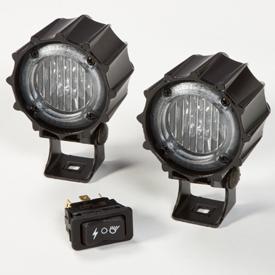 Kit de phares doubles principaux