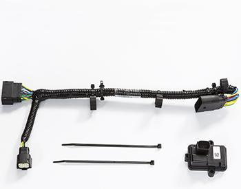 Connecteur intelligent, faisceau de câblage et liens torsadés
