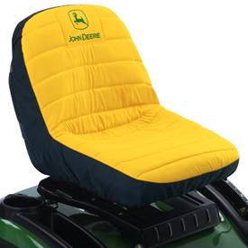 Housse de siège, taille moyenne illustrée