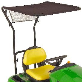 Pare-soleil pour les tracteurs Select Series X300 et X500