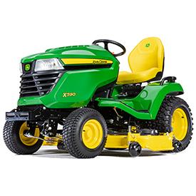 Tracteur X590
