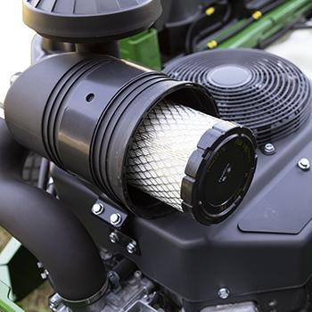Élément de filtre à air (Z740R illustré)
