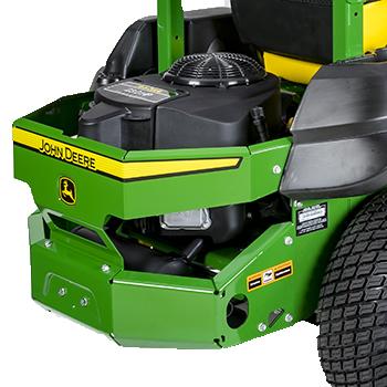 Châssis arrière robuste pour le support et la protection