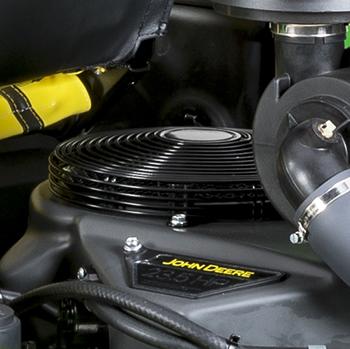 Protecteur de ventilateur de la hacheuse de débris du moteur