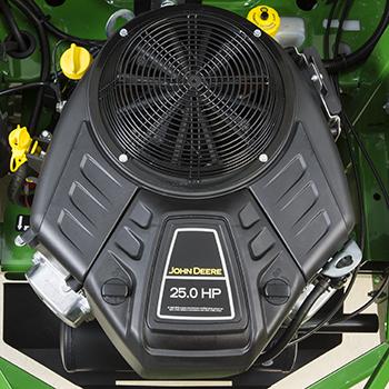 Moteur de 25HP (18,6kW)