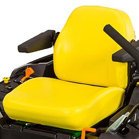 Un siège confortable (Z535M, Z540M)