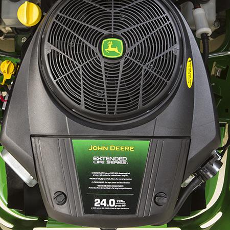 Accès à l'orifice de nettoyage et au filtre à air