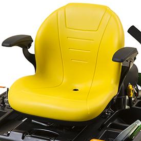 Siège confortable (modèleZ345R illustré)