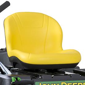 Siège confortable (modèleZ335E illustré)