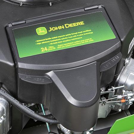 Protection pratique pour l'entretien du filtre à air et de l'orifice de nettoyage